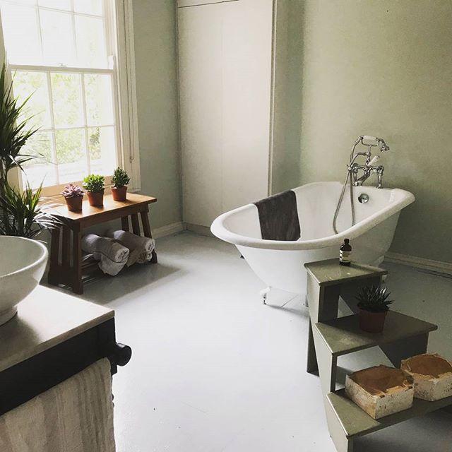 Bathroom - Built from scratch